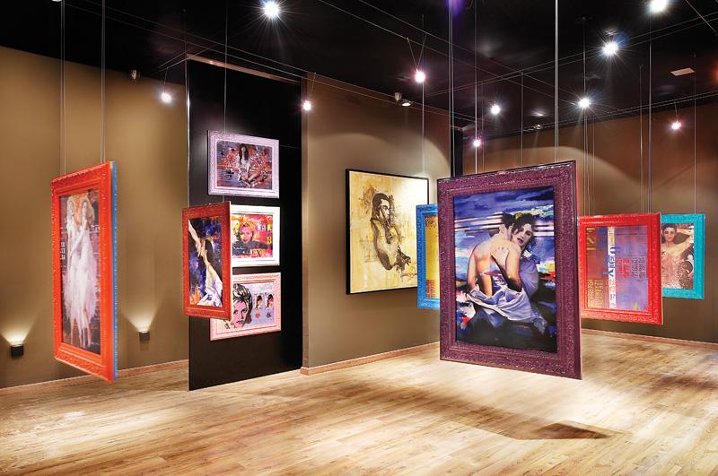 galerias de arte: